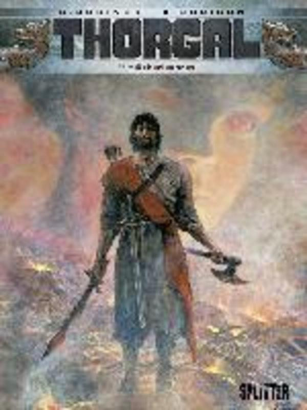Thorgal 35. Scharlachrot Xavier Dorison, Hardcover