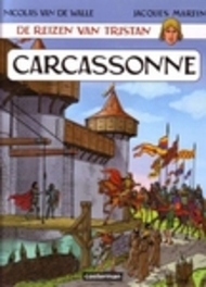 TRISTAN DE REIZEN VAN 03. CARCASONNE TRISTAN DE REIZEN VAN, Fagard, Jean-Marc, Paperback