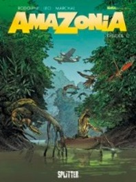 Amazonia Episode 01 Leo, Hardcover