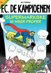 Supermarkske is weer proper
