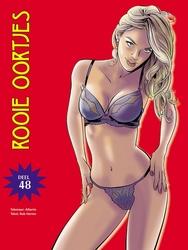 ROOIE OORTJES 48.