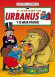 'T is weer proper! URBANUS, Linthout, Willy, Paperback