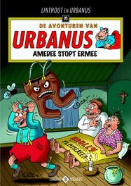 Amedee stopt ermee URBANUS, Willy Linthout, Paperback