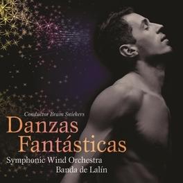 DANZAS FANTASTICAS BANDA DE LALIN / BRAM SNIEKERS BANDA DE LALIN, CD