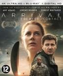 Arrival, (Blu-Ray 4K Ultra HD)