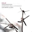 SYMPHONY NO.7 LENINGRAD HALLE ORCHESTRA/MARK ELDER