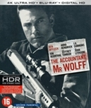 Accountant, (Blu-Ray 4K...