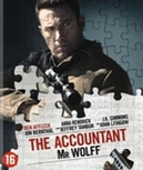Accountant, (Blu-Ray)