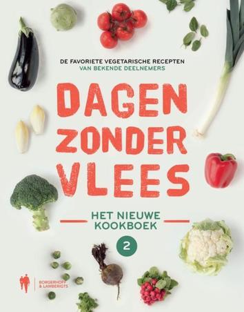 Dagen zonder Vlees. Het nieuwe kookboek