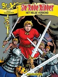 Het helse verbond De Rode Ridder, Willy Vandersteen, Paperback