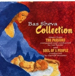 COLLECTION... ...MUSIC FROM THE PASSIONS & SOUL OF A PEOPLE Audio CD, BAS SHEVA, CD