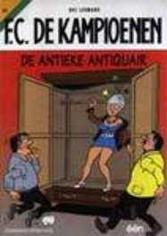 KAMPIOENEN 44. DE ANTIEKE ANTIQUAIR KAMPIOENEN, Leemans, Hec, Paperback