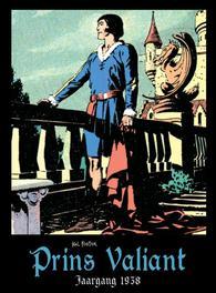 Prins Valiant: Jaargang 1938 Prins Valiant, Foster, Hal, Hardcover