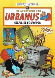 Cesar, de bosfopper URBANUS, Urbanus, Paperback