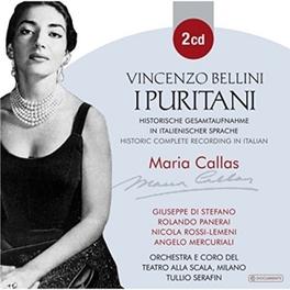 I PURITANI MARIA CALLAS V. BELLINI, CD