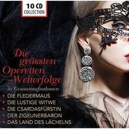 DIE GROSSTEN.. .. OPERETTEN-WELTERFOLGE V/A, CD