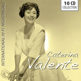 INTERNATIONAL HI-FI.. .. NIGHTINGALE CATERINA VALENTE, CD