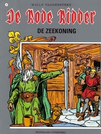 De zeekoning De Rode Ridder, Willy Vandersteen, Paperback