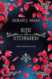 Rijk van stormen Deel 5 van de Glazen troon-serie (ook los te lezen), Sarah J. Maas, Paperback