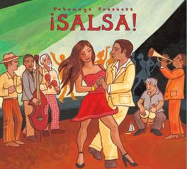 SALSA PUTUMAYO PRESENTS Audio CD, V/A, CD