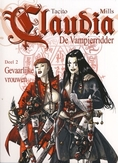 CLAUDIA, DE VAMPIERRIDDER 02. GEVAARLIJKE VROUWEN