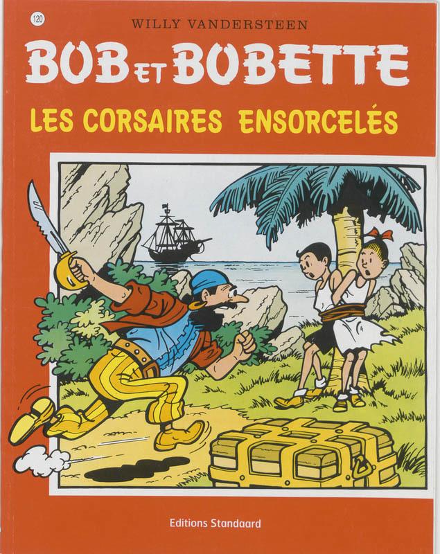 Les Corsaries ensorc Bob et Bobette, Willy Vandersteen, Paperback
