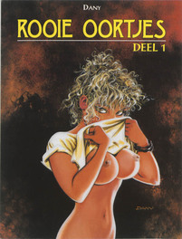 ROOIE OORTJES 01. DANY Rooie oortjes, DanyDany, Paperback