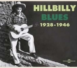 HILLBILLY BLUES 1928-1946/J.RODGERS/DARBY+TARLTON V/A, CD