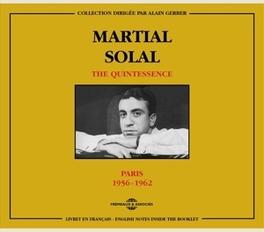 QUINTESSENCE PARIS.. .. 1956-62 MARTIAL SOLAL, CD