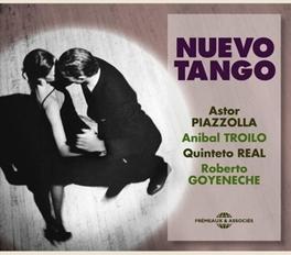 NUEVO TANGO W/ASTOR PIAZZOLLA/ANIBAL TROILO/QUINTETO REAL/AO V/A, CD