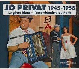 LE GITAN BLANC JO PRIVAT, CD