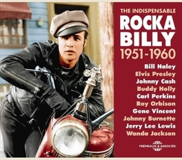 ROCKABILLY THE.. .. INDISPENSABLE 1951-1960 V/A, CD