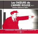 LES CHOURS DE L'ARMEE.-2 .. ROUGE -2//RED ARMY CHOIR MUSIC