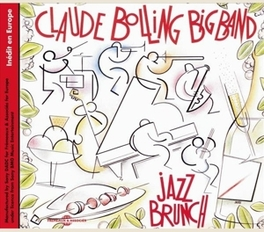 JAZZ BRUNCH AT THE MERIDI CLAUDE BOLLING, CD