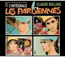 LES PARISIENNES - L'INTEG ..INTEGRALE CLAUDE BOLLING, CD