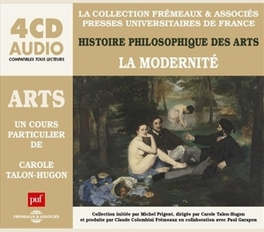 HISTOIRES PHILOSOPHIQUE.. .. DES ARTS 4 V/A, CD
