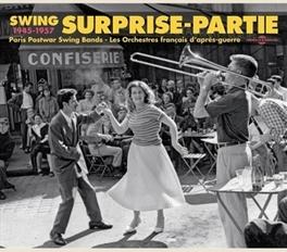SWING 1945-57 -.. .. SURPRISE PARTIE V/A, CD