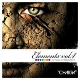 ELEMENTS V.4 SMALL CHAKRA GUIDE INDISE V/A, CD