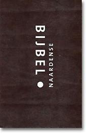 Naardense Bijbel. formaat royaal (bordeaux), Pieter Oussoren, Hardcover  <span class=
