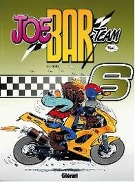 JOE BAR TEAM 06. JOE BAR TEAM, DETEINDRE, Paperback