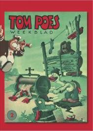 TOM POES HC02. WEEKBLADEN BUNDEL 02 TOM POES, DIVERSE, Hardcover