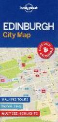 Lonely Planet Edinburgh...