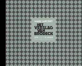 De anderer VERSLAG VAN BRODECK, Claudel, Philippe, Hardcover