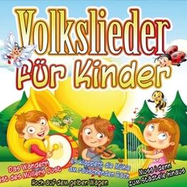 VOLKSLIEDER FUR KINDER. V/A, CD
