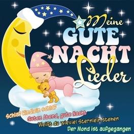 MEINE GUTE NACHT LIEDER. V/A, CD
