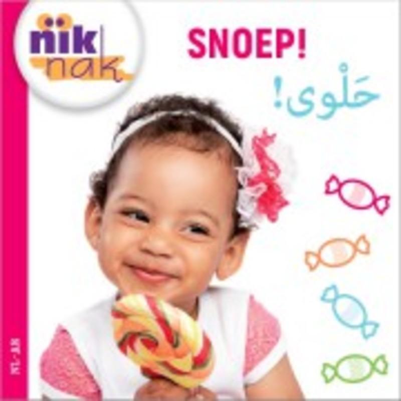 Snoep!. Nederlands - Arabisch, Sterkens, Christine, onb.uitv.
