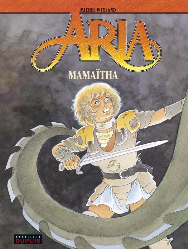 ARIA 31. MAMAITHA ARIA, Weyland, Michel, Paperback