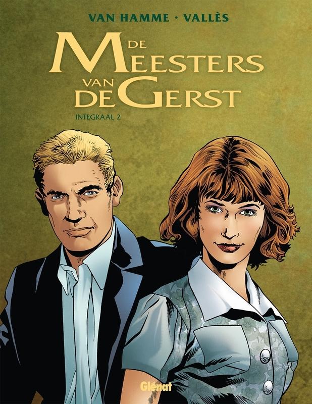 MEESTERS VAN DE GERST HC02. INTEGRALE EDITIE MEESTERS VAN DE GERST, Van Hamme, Jean, Hardcover