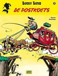 LUCKY LUKE 32. DE POSTKOETS LUCKY LUKE, Morris, Paperback