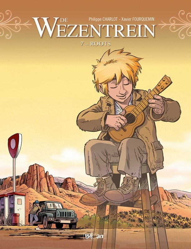 WEZENTREIN HC07. ROOTS 7/8 WEZENTREIN, Charlot, Philippe, Hardcover